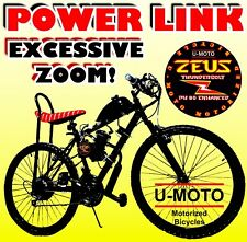 2-Stroke 66cc/80cc Motorized Bike Kit With Power Bicycle