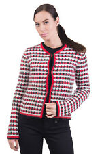 MONCLER GAMME ROUGE Cardigan Size 44 / M Mohair & Wool Made in Italy RRP €659