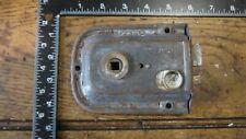 L62 Reclaimed Old Victorian Rim Lock / Door Latch