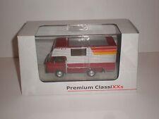 1/43 VW T3a Camping Tischer red-w diecast model car 11527 Premium ClassiXXs