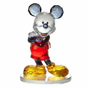 Disney Showcase Collection Mickey Mouse Facets Figurine ND6009037 New & Boxed