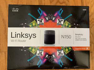 Linksys N150 Wi-Fi Wireless Router (E800)