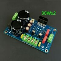 LM1876 Amplifier HiFi Stereo amp Assembled Board 30W*2