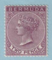 BERMUDA 21  MINT HINGED OG * NO FAULTS VERY FINE !