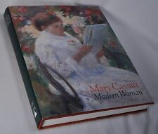 Mary Cassatt: Modern Woman HCDJ Book & Exhibit Guide ~ Excellent!