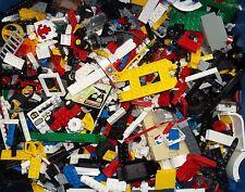 LEGO 100 Teile bunt gemischt Bausteine City Crator System Steine aus Kg Konvolut