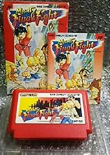 Nintendo Famicom Mighty Final Fight Japan JP NES Capcom Beat 'em up NTSC-J