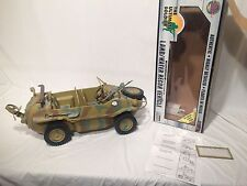 21st Century Toys 1/6th Scale Ultimate Soldier German Camouflage Schwimmwagen