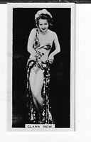 1938 CARRERAS LTD # 7 **CLARA BOW**  FILM STARS SERIES