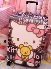 "Cute 22""-26/"" Hello Kitty Luggage Protector Suitcase Cover Bags Dust-proof Sleeve"