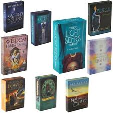 Tarot Cards Deck Oracle Guidance Divination Fate Playing Card Party Board Game