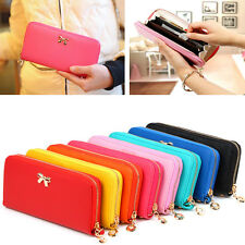 Charming Butterfly Elegant Ladies Handbag Wallet Bow Knot Fashion Purse
