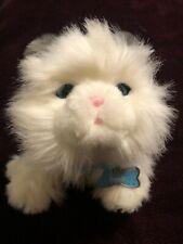 Little Live Pets White Cat Cuddles My Dream Kitten Interactive Plush Animated