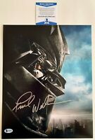 Frank Welker Autographed Transformers Megatron 11x14 Photo Signed W/ Beckett COA