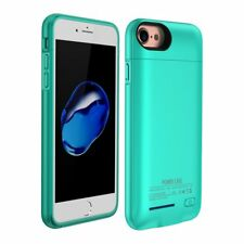 Portable Charger Case External Battery Rechargeable Backup Cover for iPhone 7 6