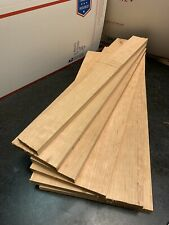 "Long Scrap Cherry Lumber Boards 3/4"" Thick Project Crafts Various Widths Wood"