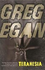 Teranesia by Greg Egan (Paperback) New Book