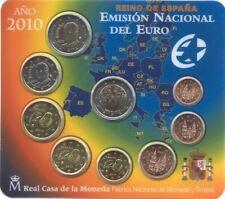 Spanje, Officiële BU Euro muntenset 2010 incl. spec. 2 euro (MT789)