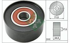 INA Polea inversión/guía correa poli V Para MAZDA CX-7 6 MPV 5 3 532 0542 10