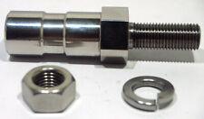 BSA 41-7007 Brake pedal Pivot pin kit stainless steel A50 A65 B25 C25 B44 TR25W