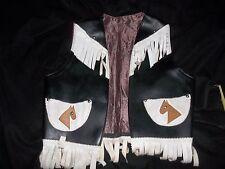 1960's child's cowboy vest
