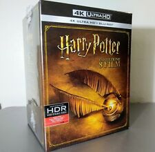Harry Potter: Complete 8-Film Collection Box Set [4K UHD + Blu-ray][Region Free]