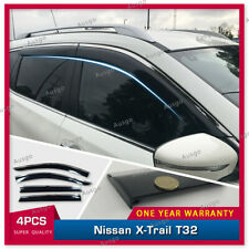 AUS Stainless Steel Weather Shields Weathershield for Nissan X-Trail T32 13-19 T