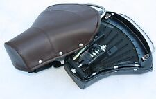 VESPA  Schwing SATTEL braun VBB VNA PX RALLY GS VNB SPRINT  TS GTR single seat