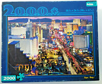 jigsaw puzzle 2000 pc Las Vegas Baby the strip Buffalo Games
