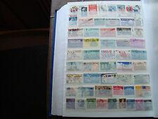 ETATS-UNIS - 55 timbres obliteres (tout etat) stamp united states