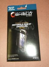 Invisible Shield Zagg Motorola Cliq XT Zeppelin Screen