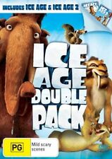 Ice Age  / Ice Age 02 - The Meltdown (DVD, 2006, 2-Disc Set) Region 4 Used VGC