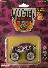 "Monster Wheels 4X4 Pro Racing ""Die Cast Vehicles with Extra Large Wheels""!!"