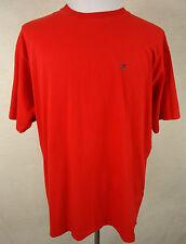 Tolles sportliches FILA Kurzarm T-Shirt, Shirt 100% Baumwolle koralle Gr. 56