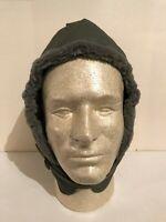 Vintage East German Pilot Combat Tactical Soft Helmet - Unissued - Size Choice