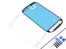 FRONTGLAS für SAMSUNG Galaxy Note 4 Weiss Pearl Glas Display Touchscreen NEU