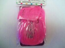Hot PINK Hair EXTENSIONS NIP 18 inch Doll Springfield American Girl Battat