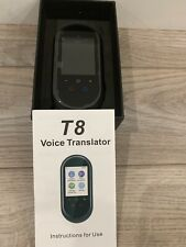 New listing Duteri Ai Voice Translator Device Support 106 Languages Two Way Instant Translat