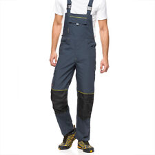 Overalls Work Dungarees Trousers Safety 44-64