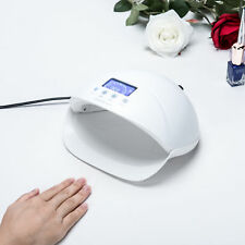 50W LED UV Lamp Nail Dryer Nail Gel Polish Curing Machine Tool Manicure Machine