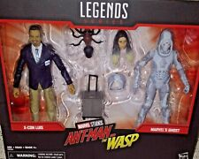 Marvel Legends Series Ant-Man / The Wasp 6-Scale X-Con Luis Ghost Figure NEW