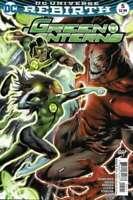 Green Lanterns #5 DC Universe Rebirth Comics 1st Print 2016 unread NM