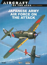 OSPREY AOA JAPANESE ARMY AIR FORCE ON THE ATTACK WW2 IJAAF CHINA CBI NEW GUINEA
