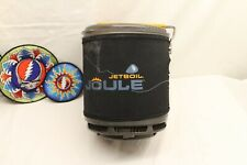 New listing Camping Stove Jetboil JOULE Portable and light weight black and grey under 2 lbs