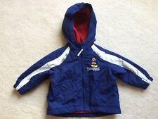 Toddler size 18 months Disneyland Resort Mickey Mouse & Friends jacket hood coat