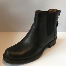 Sebago Saranac Short Premium Full Grain Leather Ankle Boots Size 5.5 UK New £65