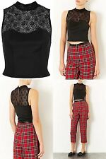 Topshop Lace Other Women's Tops