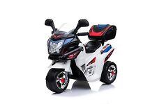 Kinder Polizei Elektrofahrzeug Elektro Akku Bike Dreirad Kinder Motorrad