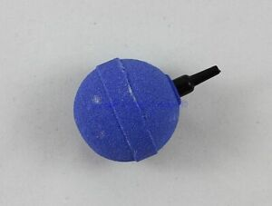 Air Pump Ball XL 1 31/32in Blue For Oxygen Garden Pond Ausströmstein Pond