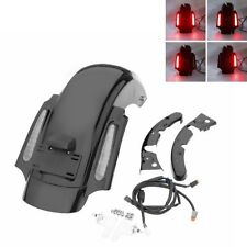CVO Style Rear Fender LED System For Harley Touring FL Road King FLHR 2009-2013